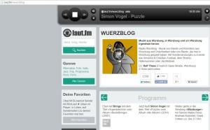 Puzzle im Radio Würzblog